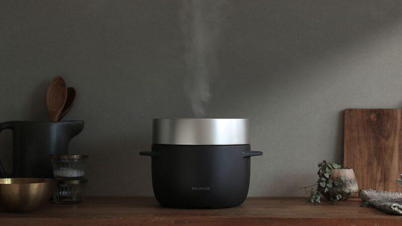 バルミューダ炊飯器